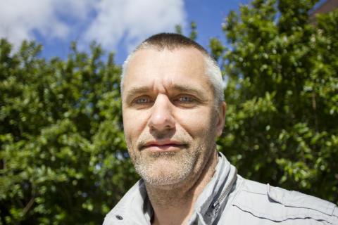 Jens Fölster, forskningsledare vid Sveriges lantbruksuniversitet (SLU)