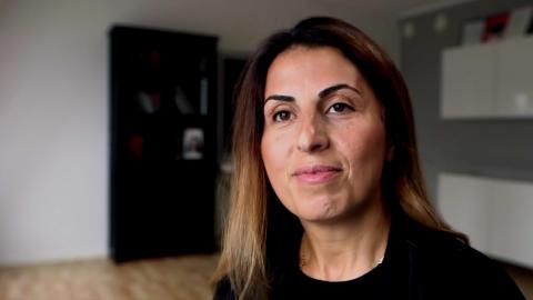 Mariet Ghadimi, vinnare av Raoul Wallenbergpriset 2017