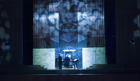 Världens modernaste orgel invigd