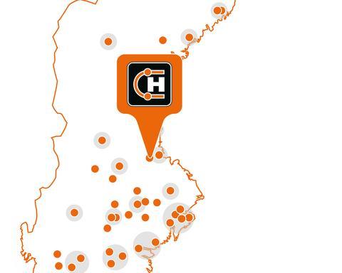 Hydroscand öppnar sin 70:e butik i Sverige