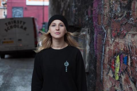 Maria Aljochina från Pussy Riot gästar Stora Teatern