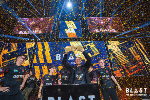 ​AVANGAR wins their first BLAST Pro Series trophy