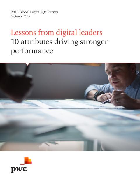 PwC's Digital IQ Survey
