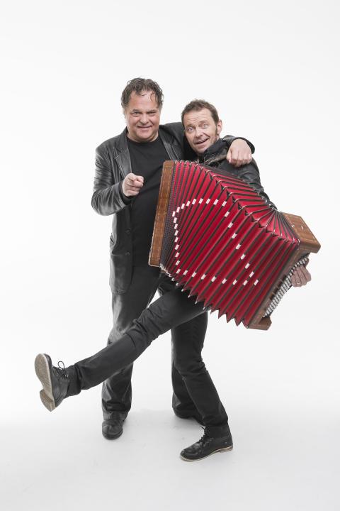 Janne Åström & Bengan Janson
