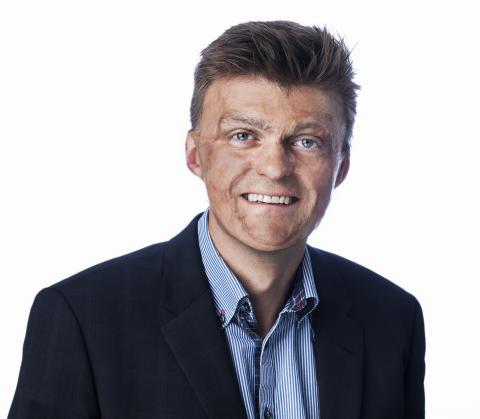 Anders Borggaard Jensen - Forretningsudviklingsdirektør