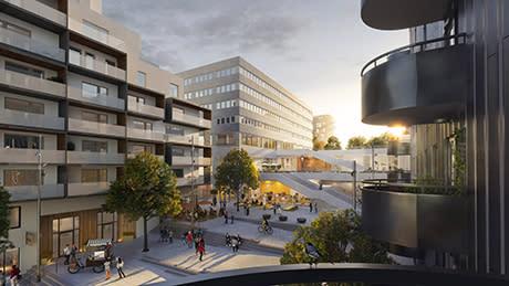 Convendum hyr över 5 000 kreativa  kvadratmeter i Umami Park