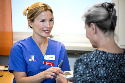 Screening kan förebygga stroke