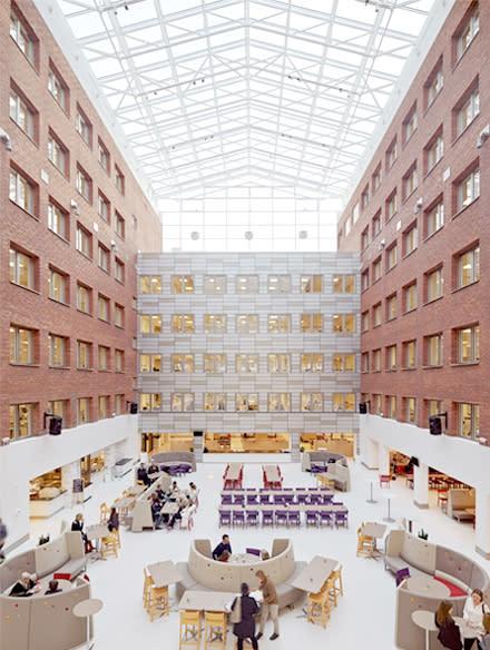 Reflex ritar nytt skattekontor i Solna Strand