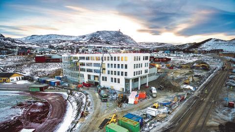 Verdens nordligste BREEAM-bygg