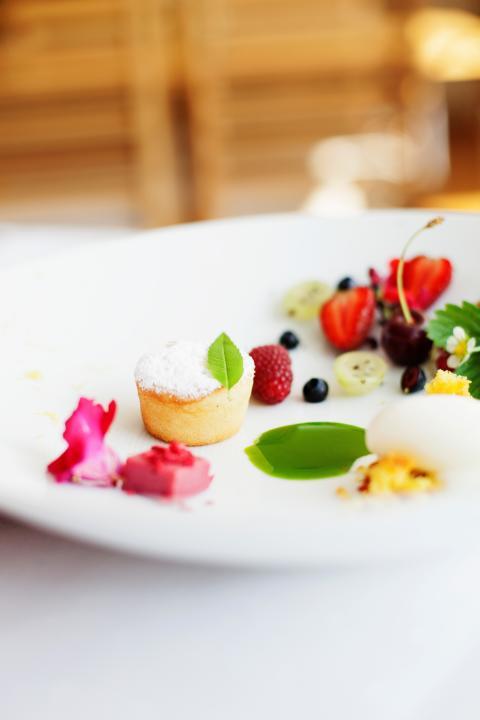 Dessert Foto Hotell Borgholm
