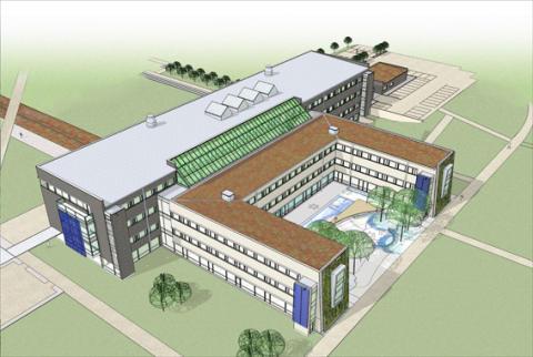 Välkommen till första spadtaget för Mark-Vatten-Miljöcentrum vid SLU Uppsala!