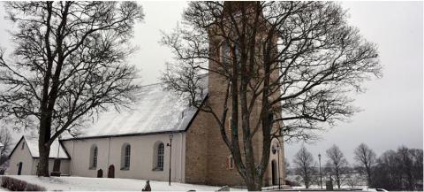 Många överraskningar vid kyrkorenovering