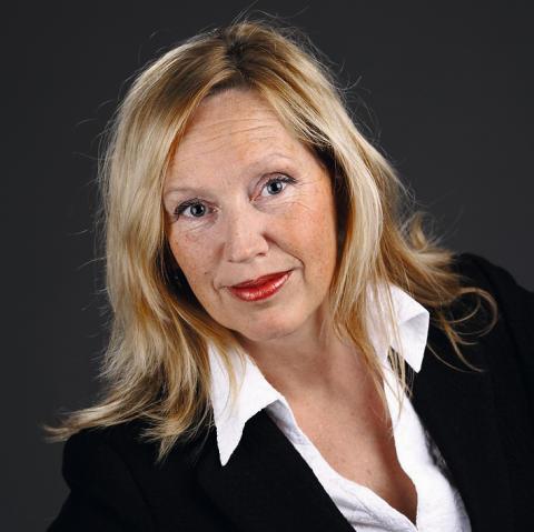 Arbeidsflyten #4 Siv Stenseth,  konserndirektør for kommunikasjon, Sparebanken Hedmark