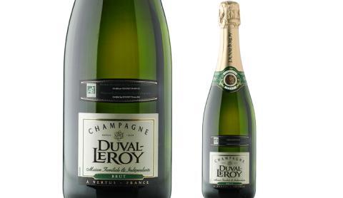 Ekologisk och vegan Champagne lanseras i Systembolagets fasta sortiment 1/12