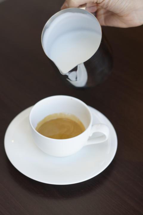 Så fixar du kaffehjärtat - Steg 1