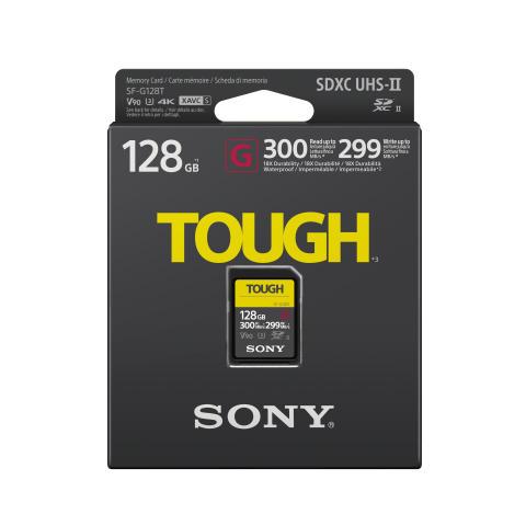 Sony presenta la tarjeta SD más rápida y resistente del mundo
