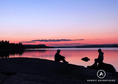 Acceleratorföretaget Nordic Adventours lanserar bokningsplattform för äventyrsresor i Skandinavien – utan att de anställda har träffats