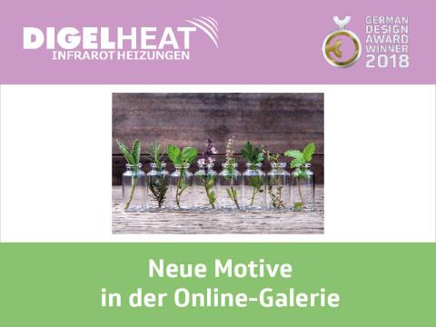 Neue Druckmotive in der Online-Galerie