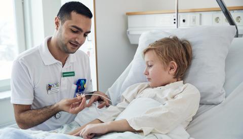 Barn med svår leukemi erbjuds mer skonsam cytostatikabehandling