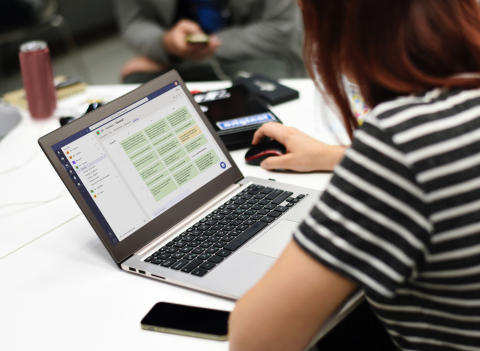 Unikt stöd för bedömning och ett formativt arbetssätt med Microsoft Teams och Formida