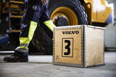 Volvo Originaldelar - reservdelar med förlängd garanti