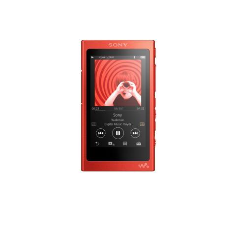 Stílusos megjelenésével és nagy felbontású hangzásával hódít az új Sony NW-A35 Walkman®