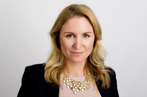 Linda Forsberg, försäljningsdirektör i Stampen Local Media