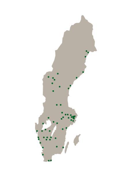 Sverigekarta pdf