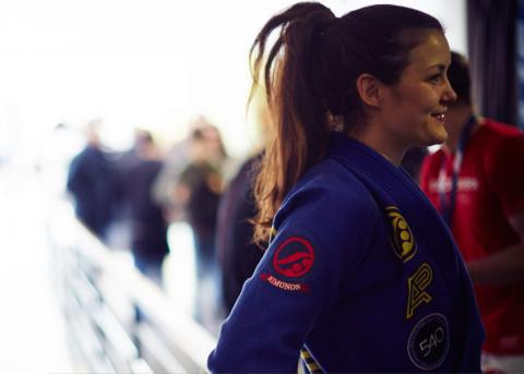 Team UK Athlete Profile: Samantha Cook