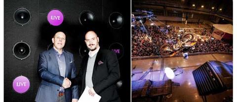 MC Mässan 2019 flyttar in i Friends Arena!