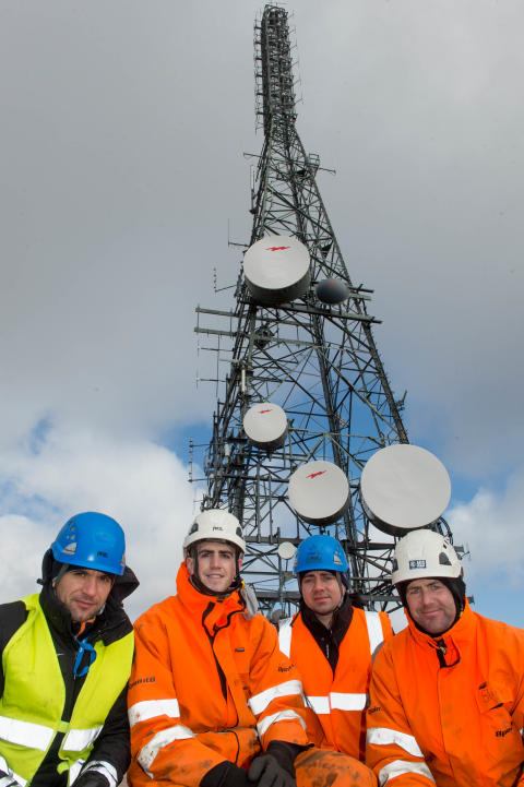 4G arrives on Shetland as EE aims to connect 95% of the UK