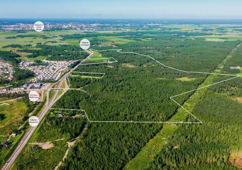 Rosendal Fastigheter köper markområde i Uppsala