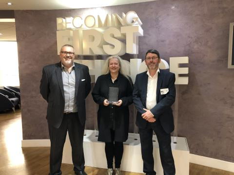 RS Components achieves Phoenix Contact award for their outstanding performance in 2018.