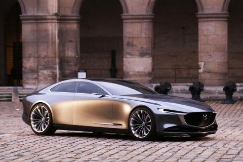 Mazda VISION COUPE har korats till årets snyggaste konceptbil
