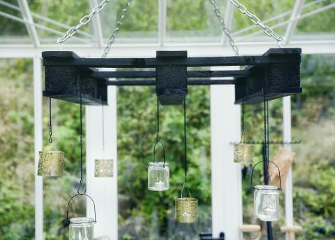 Lampe - Creative Garden