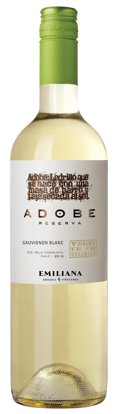 Adobe Savignon Blanc