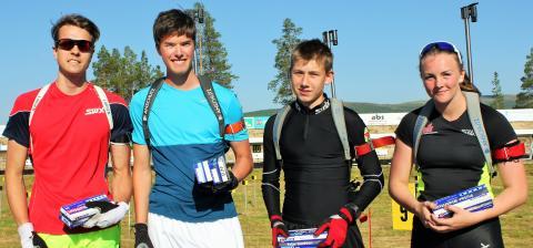 Norges Skiskytterforbunds skytefinale