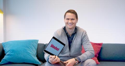 Blocket rekryterar Tero Marjamäki som pressansvarig