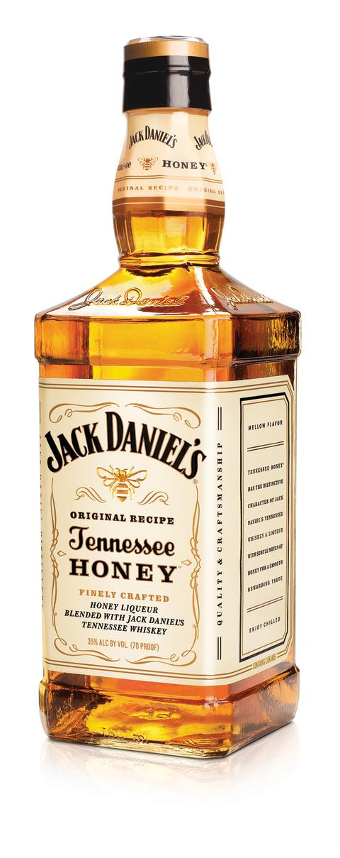 Jack Daniel's Tennessee Honey - Succén från USA kommer till Sverige