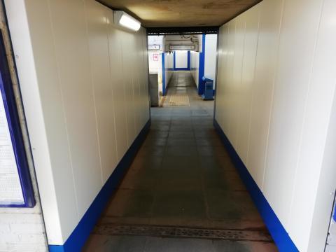 Knebworth station improvements