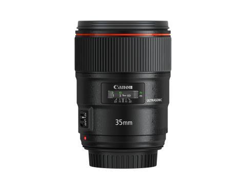EF 35mm f1.4L II USM FRT w CAP