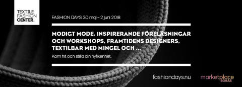 FashionDAYS återkommer igen- save the date!