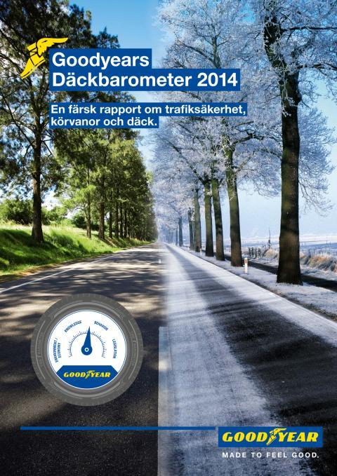 Goodyears Däckbarometer 2014