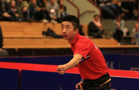 Xu Hui, Eslövs försteman