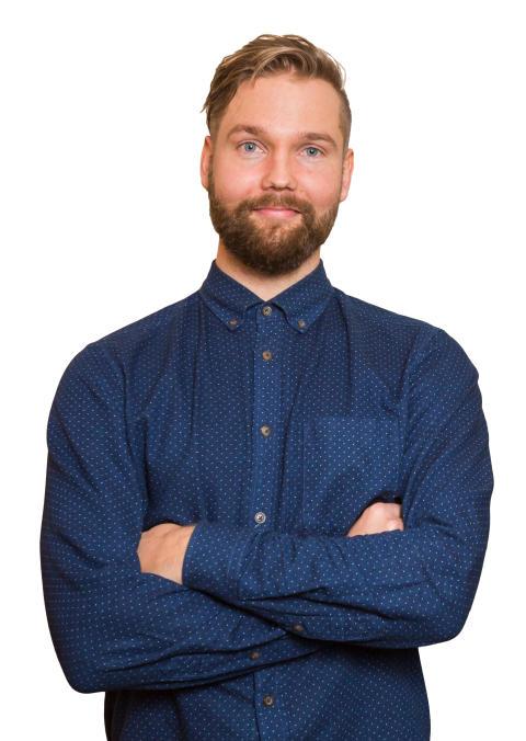 Kim Karlsson, försäljningschef Pipemodul Sverige