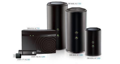 D-Link satsar på aggressiv prissättning kring 802.11ac-nätverk