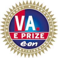 Logotype, E Prize