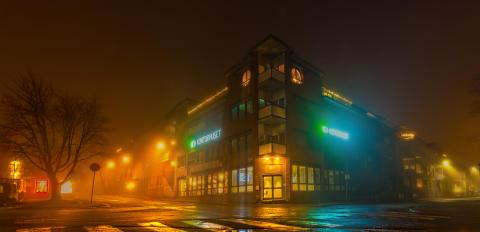 Kontorhuset på Bragernes i Drammen.