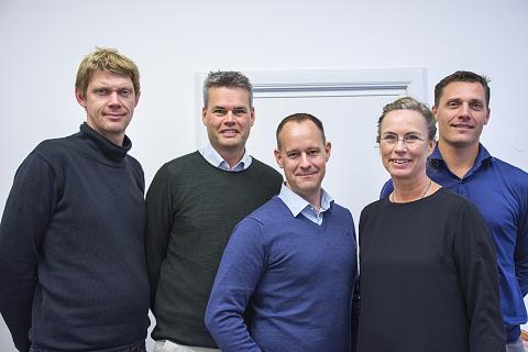 Malmö Saluhall team