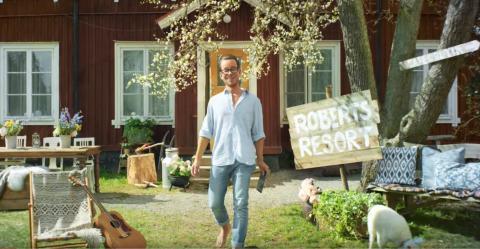 Boxer-Robert återvänder och släpper avkopplingen fri på hemmaplan